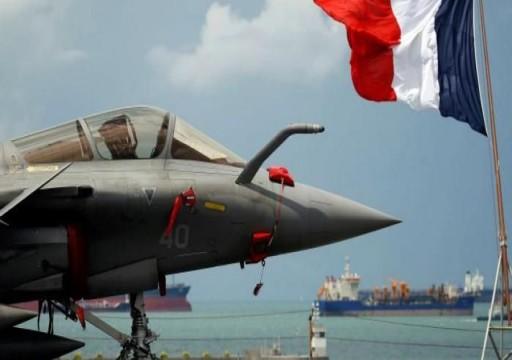 الجزائر تحظر تحليق الطيران العسكري الفرنسي في أجوائها