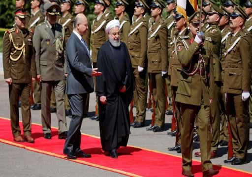 توقيع 22 اتفاقا في مجال الصناعة والتجارة بين طهران وبغداد