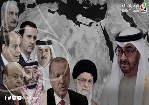 الإمارات 2019.. صناعة الأيديولوجيا وكسب الأعداء في اتجاهات أبوظبي السياسية وعلاقاتها الدولية (1-4)