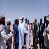 وفد من خليفة الإنسانية يزور سلطنة «ورسنغلي» الصومالية