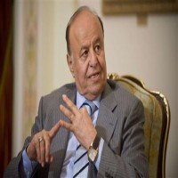 الرئيس اليمني يدعو لفتح جبهات لقتال الحوثيين شمال وغربي البلاد