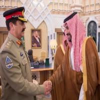 السعودية تبحث في باكستان دعمها في المجالات العسكرية الدفاعية