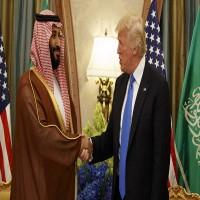 محمد بن سلمان يتهرب من التعليق على قرار ترامب بشأن القدس