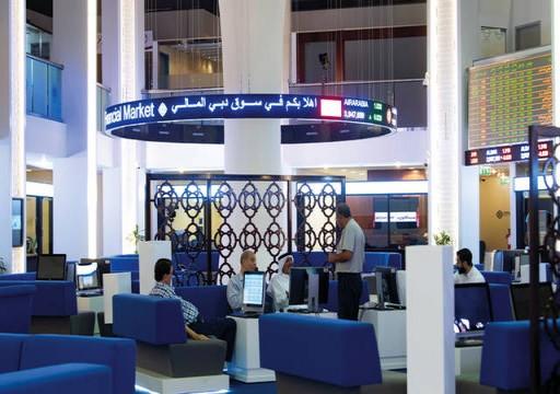 انخفاض مؤشر سوق دبي للجلسة الرابعة على التوالي