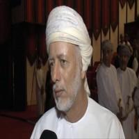 وزيرا خارجيتي عمان وإيران يبحثان العلاقات الثنائية