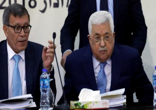 عباس أمام الجامعة العربية: رفضت الحديث مع ترامب أو استلام صفقة القرن