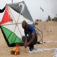 جنرال إسرائيلي: الطائرات الورقية الحارقة رسالة لإسرائيل وعمل مبدع استراتيجيا