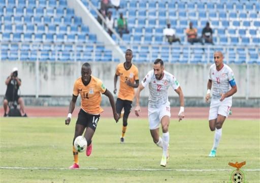 تونس تعود بثلاث نقاط غالية من أرض زامبيا بتصفيات المونديال