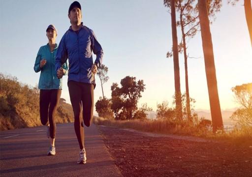 الركض أفضل أنواع التمارين لمكافحة السمنة الوراثية