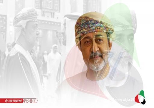 """""""فورين بوليسي"""": محمد بن زايد أجرى زيارة سرية لمسقط قبيل وفاة قابوس"""