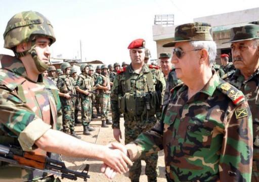في زيارة نادرة.. وزير الدفاع السوري في الأردن لبحث الاستقرار على الحدود