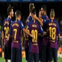 برشلونة وريال مدريد وأتلتيكو الأكثر إنفاقاً على اللاعبين في الليجا