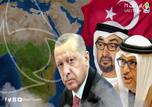 قرقاش ينتقد لغة المسؤولين الأتراك تجاه أبوظبي