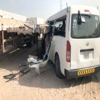 3 مخالفات وراء 75% من الحوادث القاتلة في دبي.. أبرزها «الانحراف المفاجئ»