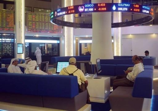 بورصة دبي تتراجع تحت ضغط العقارات وانخفاض في أبوظبي