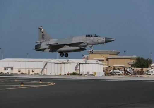 تمرين عسكري مشترك بين قطر وباكستان في الدوحة