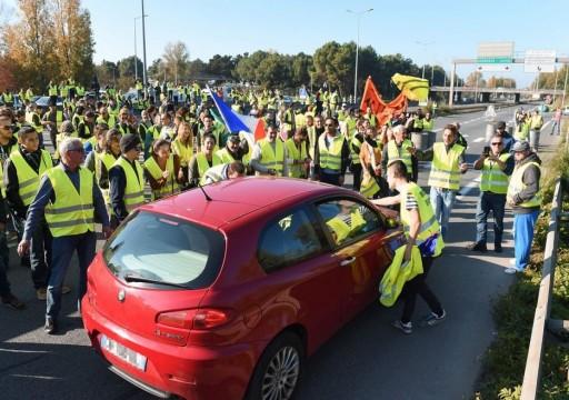 مقتل متظاهرة وإصابة 47 شخصاً خلال احتجاجات في فرنسا