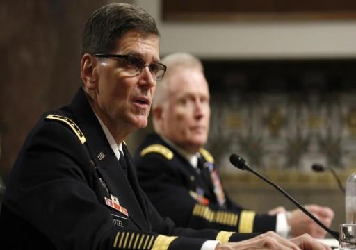 قائد القيادة الوسطى الأميركية يحذر التحالف باليمن