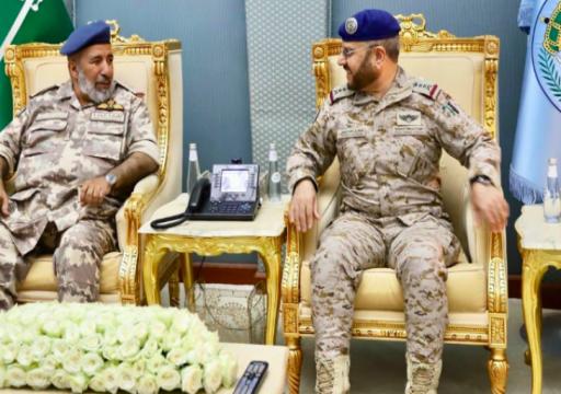 بمشاركة قطر.. اختتام أضخم مناورة خليجية في السعودية