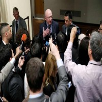 """السفير الروسي في الأمم المتحدة """"لا يستطيع استبعاد"""" حرب بين واشنطن وموسكو"""