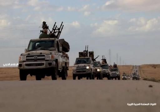 الدوحة تتهم أبوظبي بدعم مليشيات حفتر عمليا وفعليا في ليبيا