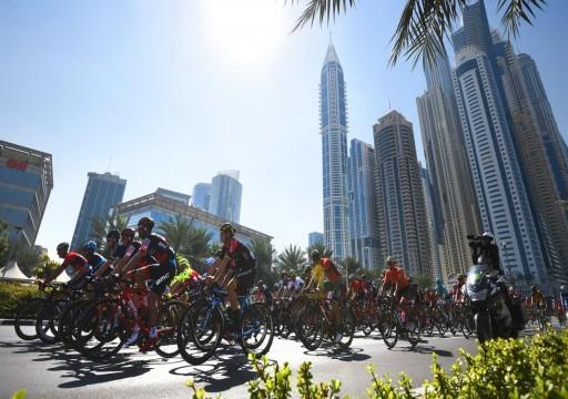 ترحيب رسمي بمشاركة إسرائيل بسباق رياضي في دبي