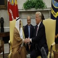 مسؤول أمريكي يكشف عن اتفاق بين ترامب وأمير الكويت لإنهاء الأزمة الخليجية