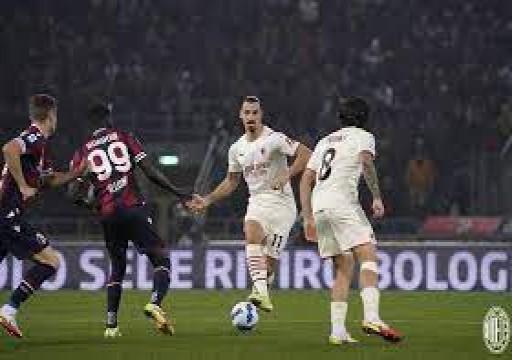 إبراهيموفيتش يقود ميلان للفوز وصدارة الدوري الإيطالي