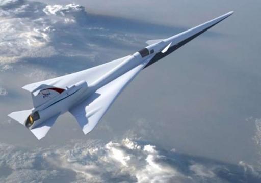 شركة أمريكية تصنّع طائرة ركاب تفوق سرعتها الصوت