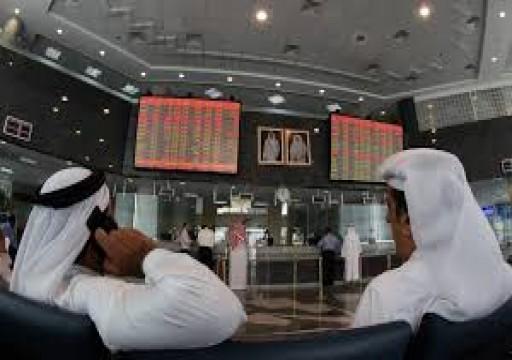 أسواق الخليج تهبط مع تأثر المعنويات العالمية بفيروس الصين