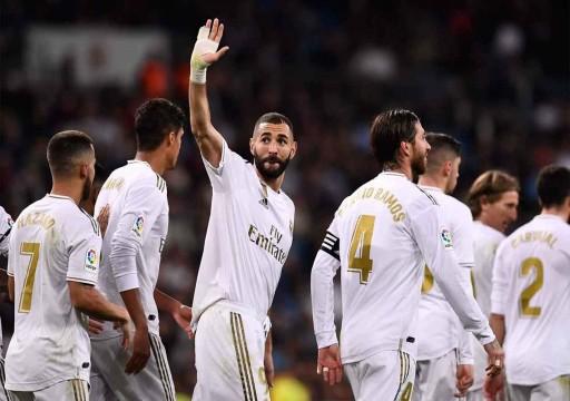 ريال مدريد يكتسح ضيفه ليجانيس بخماسية في الدوري الإسباني