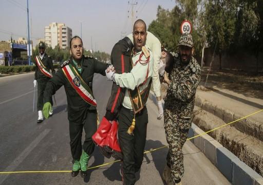 إيران تعتقل أحد أفراد الجيش وتستدعي 11 آخرين بسبب هجوم الأحواز