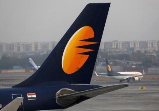 جت إيروايز الهندية توافق على خطة إنقاذ من الاتحاد للطيران