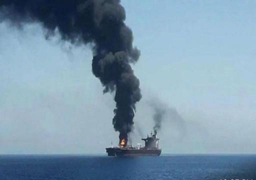 طهران: استهداف الناقلة مغامرة خطرة يتحمل فاعلها تداعياتها