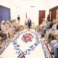 اليمن.. هادي يشدّد على أهمية التنسيق بين بلاده ودول التحالف