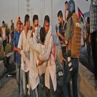 شهيد و24 إصابة برصاص الاحتلال شمال غزة