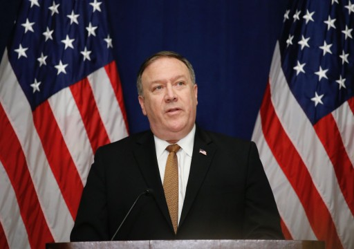 بومبيو: العقوبات الأمريكية ستؤدي إلى تراجع الاقتصاد الإيراني