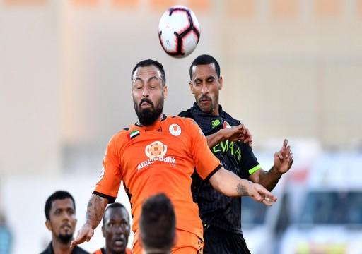 سواريز ينقذ الوصل من الخسارة أمام عجمان