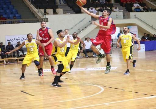 النصر والأهلي يفرضان «الفاصلة» في نصف نهائي كرة السلة
