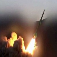 السعودية تعترض صاروخاً بالستياً أطلقه الحوثيون صوب معسكر بجازان