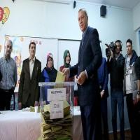 نتائج أولية.. أردوغان وحزبه يتقدمان في الانتخابات الرئاسية والبرلمانية