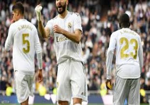 ريال مدريد يحسم الديربي ويحافظ على صدارته للدوري الإسباني