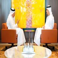 عبدالله بن زايد يبحث مع الزياني دور مجلس التعاون والقضايا الخليجية