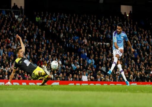 مانشستر سيتي يتجاوز ساوثهامبتون ويبلغ ربع نهائي كأس إنجلترا