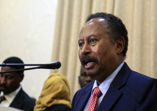 السودان.. حمدوك يتسلم ترشيحات الوزراء من قوى التغيير