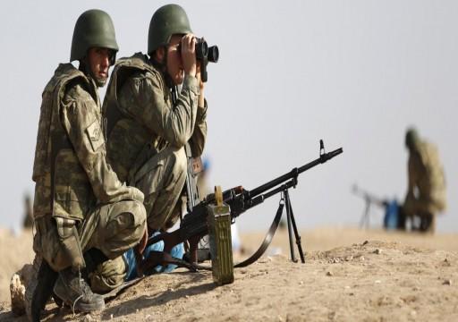 تركيا.. اجتماع للجيش والمخابرات على حدود سوريا