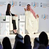 من دبي.. وزير خارجية البحرين يستبعد المصالحة مع نظام قطر الحالي