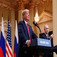 ترامب يشدد على أمن إسرائيل خلال محادثاته مع بوتين