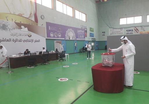 إقبال كثيف للناخبين في أول اقتراع لمجلس الشورى القطري