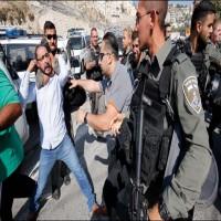 إصابة 8 فلسطينيين واعتقال 4 آخرين خلال هدم منشأة تجارية في القدس